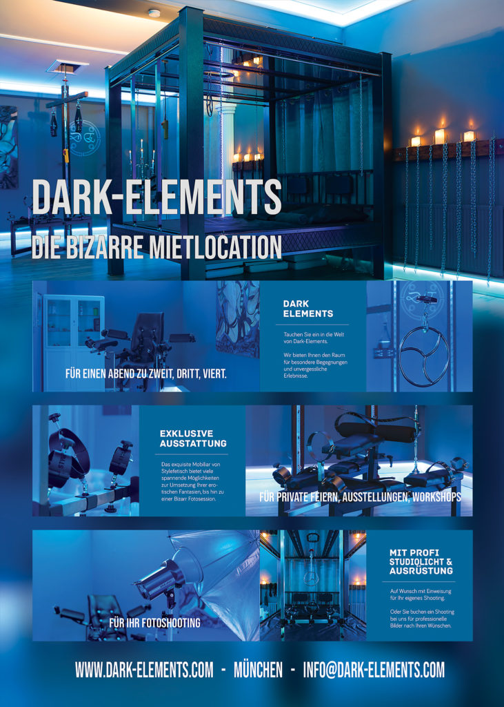 Dark Elements - die Bizarre Mietlocation
